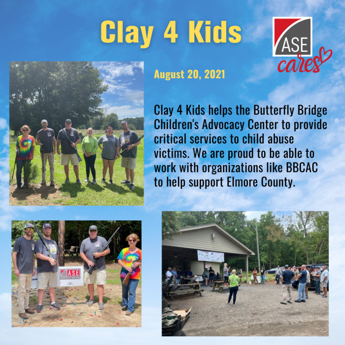 Clay 4 Kids Ase Cares