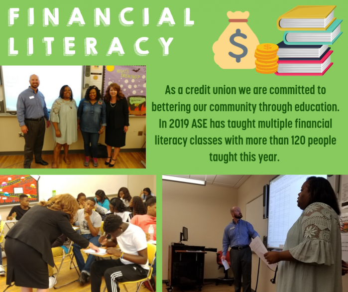 Financial Literacy Community